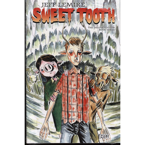 Sweet Tooth Deluxe Book Three (BOK)