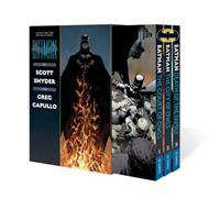 Batman by Scott Snyder & Greg Capullo Box Set (BOK)