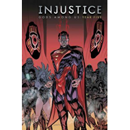 Injustice Gods Among Us Year Five HC Vol 1 (BOK)