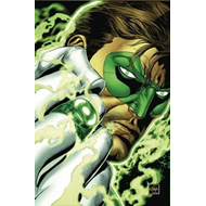 Hal Jordan and the Green Lantern Corps Vol. 1 Sinestro's Law (BOK)
