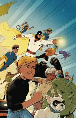 Future Quest Vol. 1 (BOK)