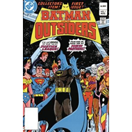 Batman & the Outsiders HC Vol 1 (BOK)