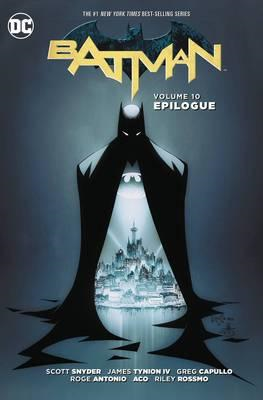 Batman Vol. 10 Epilogue (BOK)