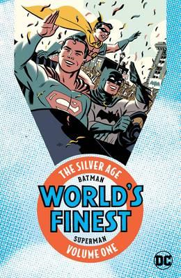 Batman & Superman in Worlds Finest TP The Silver Age Vol 1 (BOK)