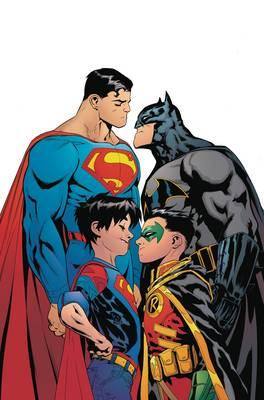 Superman TP Vol 2 Trial Of The Super Sons (Rebirth) (BOK)