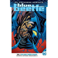 Blue Beetle TP Vol 1 The More Things Change (Rebirth) (BOK)