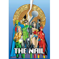 JLA The Nail/Another Nail Deluxe Edition (BOK)