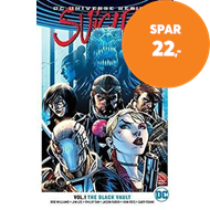 Produktbilde for Suicide Squad Vol. 1 The Black Vault (Rebirth) (BOK)