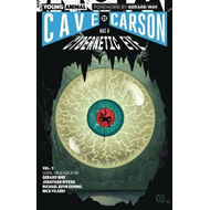 Cave Carson Has a Cybernetic Eye TP Vol 1 Going Underground (BOK)
