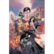 Justice League Vol. 1 & 2 Deluxe Edition (Rebirth) (BOK)