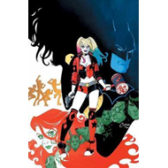 Harley Quinn The Rebirth Deluxe Edition Book 1 (BOK)