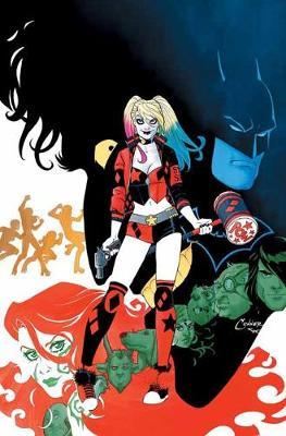 Harley Quinn The Rebirth Deluxe Edition Book 1 (Rebirth) (BOK)