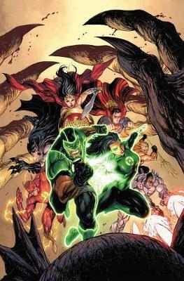 Green Lanterns Vol. 3 (Rebirth) (BOK)