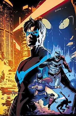Nightwing The Rebirth Deluxe Edition Book 1 (BOK)