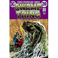 Produktbilde for Swamp Thing The Bronze Age Omnibus Vol. 1 (BOK)