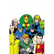 Justice League International Omnibus Vol. 1 (BOK)