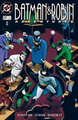 Batman & Robin Adventures Vol. 2 (BOK)