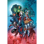 Produktbilde for Suicide Squad The Rebirth Deluxe Edition Book 1 (BOK)