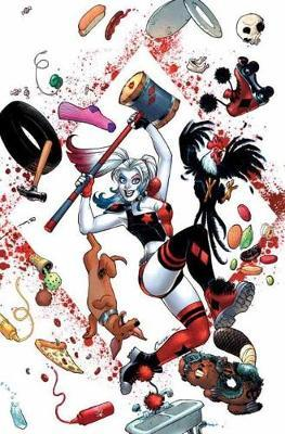 Harley Quinn A Rogue's Gallery-The Deluxe Cover Art Collecti (BOK)