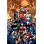 Justice League Vs. Suicide Squad (BOK)
