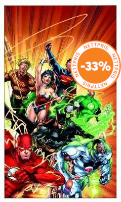 Justice League By Geoff Johns Box Set Vol. 1 (BOK)