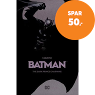 Produktbilde for Batman - The Dark Prince Charming (BOK)