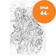 Produktbilde for Suicide Squad by Jim Lee Unwrapped (BOK)