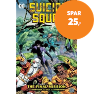 Produktbilde for Suicide Squad Volume 8 - The Final MIssion (BOK)