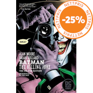Produktbilde for Batman: The Killing Joke Deluxe (BOK)