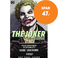 Produktbilde for Joker by Brian Azzarello: The Deluxe Edition (BOK)