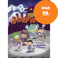 Produktbilde for ArkhaManiacs (BOK)