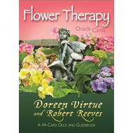 Flower Therapy Oracle Cards (BOK)