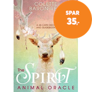Produktbilde for Spirit Animal Oracle (BOK)