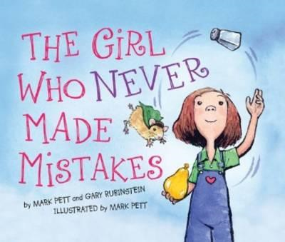 Girl Who Never Made Mistakes (BOK)