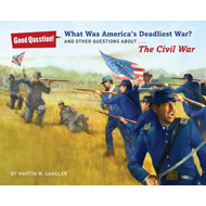 What was America's deadliest war?: And other questions about the civil war (BOK)