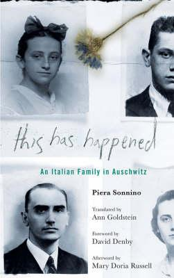 This Has Happened: An Italian Family in Auschwitz (BOK)
