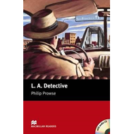 L A Detective - With Audio CD (BOK)