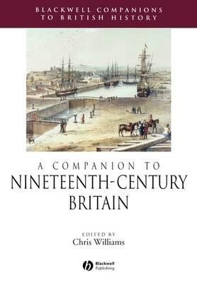 Companion to Nineteenth-Century Britain (BOK)