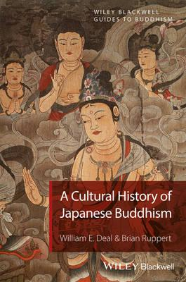 Cultural History of Japanese Buddhism (BOK)