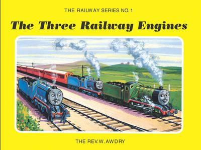 Railway Series No. 1: The Three Railway Engines (BOK)
