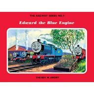 The Railway Series No. 9: Edward the Blue Engine (BOK)