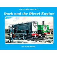 The Railway Series No. 13: Duck and the Diesel Engine (BOK)
