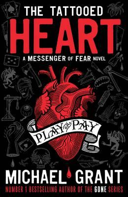 Tattooed Heart: A Messenger of Fear Novel (BOK)