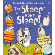 Sheep Won't Sleep (BOK)