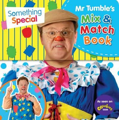 Something Special: Mr Tumble's Mix and Match (BOK)