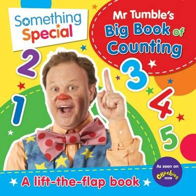 Something Special: Mr Tumble's Big Book of Counting (BOK)
