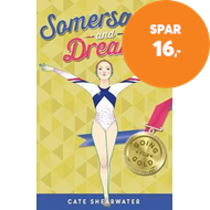 Produktbilde for Somersaults and Dreams: Going for Gold (BOK)