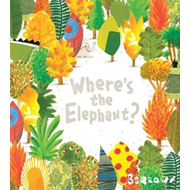 Produktbilde for Where's the Elephant? (BOK)