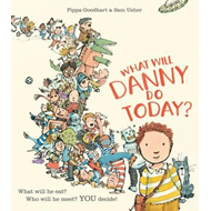 What Will Danny Do Today? (BOK)