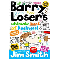 Barry Loser's Ultimate Book of Keelness (BOK)